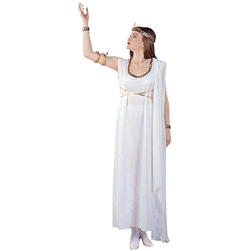 [Adult Greek Athena Halloween Costume (Size: Standard 8-12)] (Athena Adult Costumes)