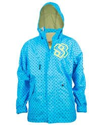 Special Blend Mens Snowboarding Jacket C6 Beacon Large