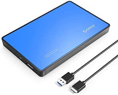 Orico - Carcasa para Disco Duro Externo (USB 3.0 a 2,5