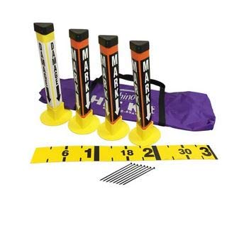 Utility Hit Kit + 2 - Utility Damage Recording Kit for Fiber Optic Cables, Pipelines, Electrical Lines & -