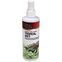 Zilla Tropical Mist Humidifying Spray 8oz
