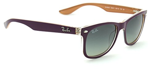 Ray-Ban RJ-9052S 703311 New Wayfarer JUNIOR Gradient Sunglasses, 48mm