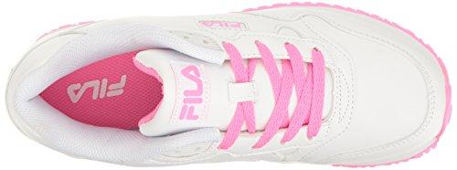 Fila Women's Cress Walking Shoe White/Sugar Plum 9DUsiJ5cx