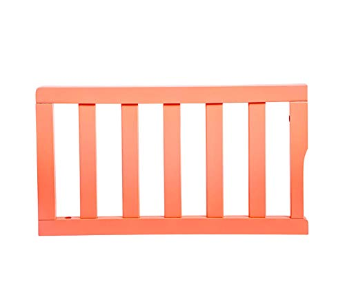 Drеаm Оn Mе Deluxe Premium Collection Convertible Crib Toddler Guard Rail White Decor Comfy Living Furniture