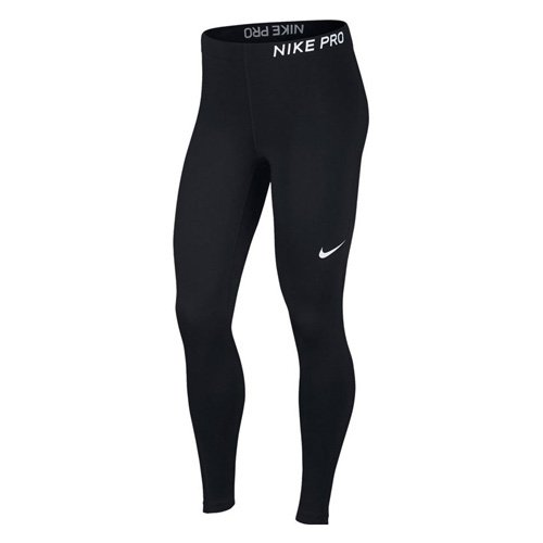 NIKE Women's Pro Tights Black/White Size Small - Nike Pro Leggings