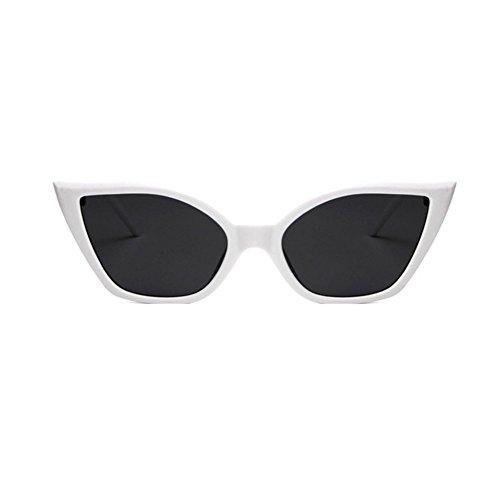 Ojo la Conducción Deportiva C Sol de Forma UV Mujer de Resina de de para Gafas Gafas Portección Nikgic Moda Gato Retro Sol Polarizado Htxqtwg