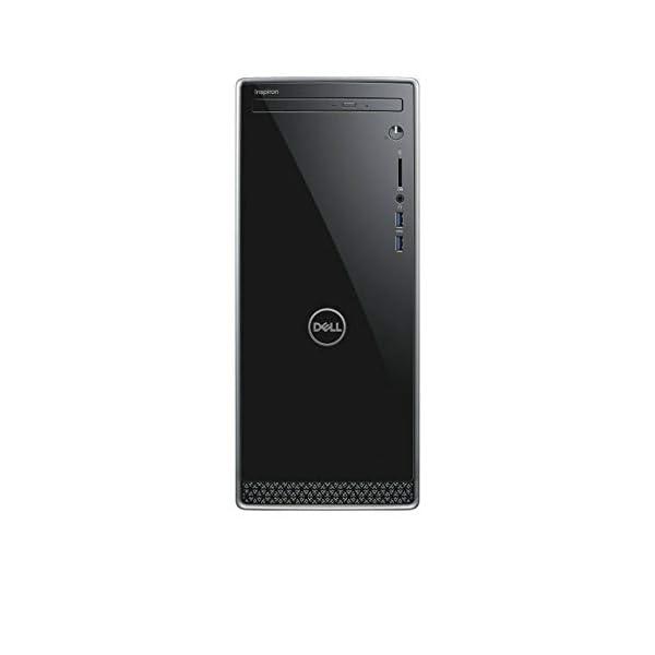 2019_Dell Inspiron 3670 Desktop Computer PC with 9th Gen Intel i3-9100, 1TB HDD, 8GB RAM, DVD R/W, Wireless + Bluetooth, HDMI | VGA, SD Card Reader,Windows 10