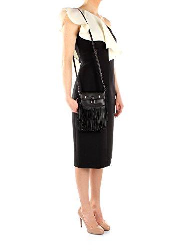 à 8M03543OJ Sacs main Femme Cuir Fendi Noir baguette micro 6wqnaZ
