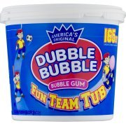 Dubble Bubble Bubble Gum Fun Team Tub - 165 (Bubble Team)