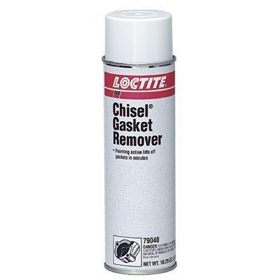 Chisel® Gasket Remover - 18-oz. aerosol chisel gasket remover(met [Set of 10] by Loctite