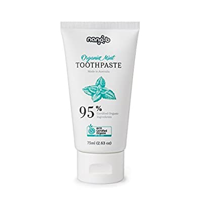 Nano-b Organic Mint Toothpaste 75ml