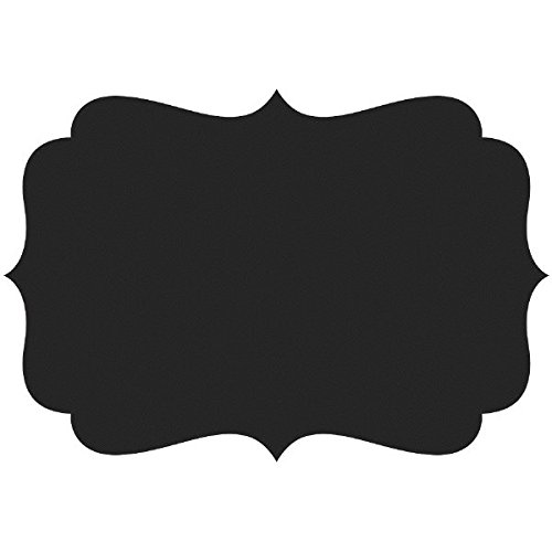 Amscan 670632 Party Supplies Chalkboard Paper Placemats, 16
