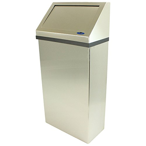 Frost 303-3 NL Waste Receptacle, Metallic