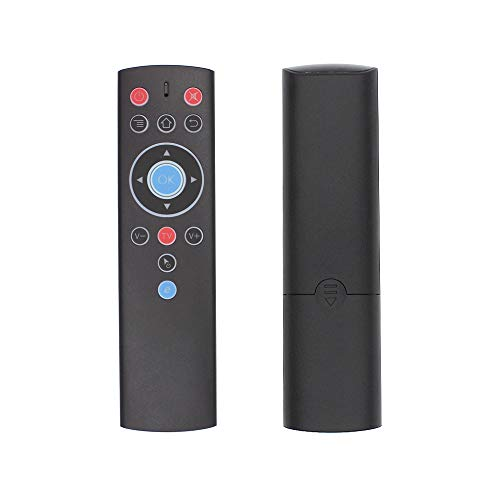 oFourSmart T1 2.4GHz Mini Wireless Remote Controller for Android TV Box Projector IPTV HTPC Mini PC Supports Android Windows Mac Lilux OS