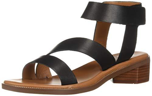 Franco Sarto Women's Landry Sandal, Black, 8.5 M US from Franco Sarto
