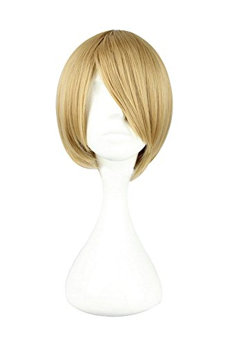 Mtxc Natsume's Book of Friends Cosplay Takashi Natsume Wig Flaxen