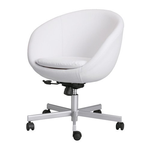 Bürostuhl ikea weiss  IKEA Drehstuhl