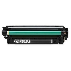 Toner Eagle Compatible Black Toner Cartridge for use in Hewlett Packard (HP) Color Laserjet CM3530 CM3530fs CP3525 CP3525dn CP3525n CP3525x. Replaces Part # (Color Laserjet Cp3525n Printer)