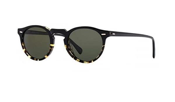 Amazon.com: New Oliver Peoples OV 5217 S 1178P1 GREGORY PECK Sun ...
