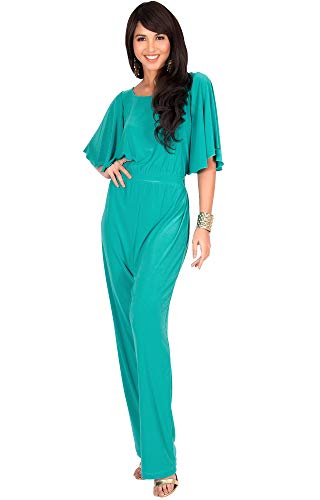 Best turquoise jumpsuits for women plus size to buy in 2019