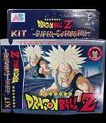 Dragonball Z SS Gogeta Super Guerriers Model Kits