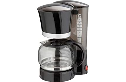 Cookworks Cm2021j Filter Coffee Maker Black Amazoncouk