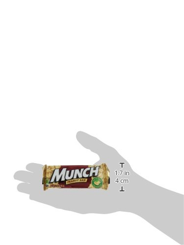 MUNCH Peanut Bar Singles Size 1.42-Ounce Bar 36-Count Box by Munch (Image #8)