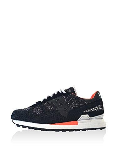 Sneaker Tessuto arancione E Rettile Shadow Uk In Nero Taglia Stampa Saucony Nero Con Suede dwxFq4ndpH