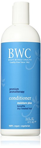 Beauty without Cruelty Conditioner, Moisture Plus, 16-ounce