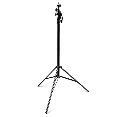 (Neewer 13feet/390cm Two Way Rotatable Aluminum Adjustable Tripod Boom Light Stand with Sandbag for Studio Photography)