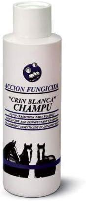 CRIN BLANCA CHAMPU Caballo INSECTICIDA 1L
