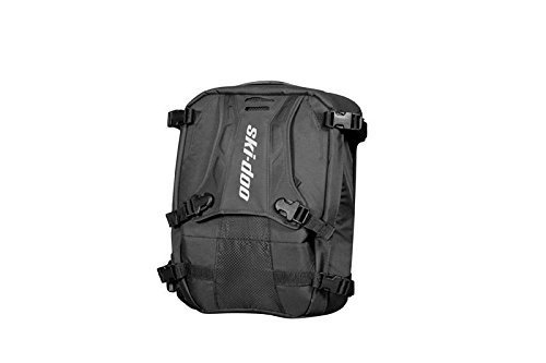 Ski Doo Slim Tunnel Bag with LinQ Soft Strap-black #860200935 by Ski-Doo