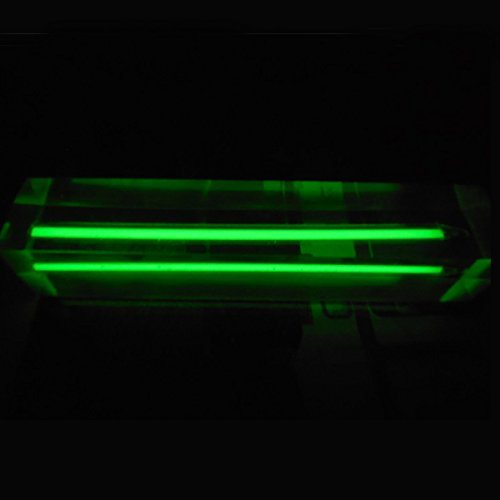 Casting Resin Tritium Vials Self-luminous 15-Years 5x100mm Great For Outdoor Survival by LEEPRA (Image #1)