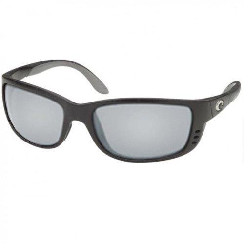 Costa Del Mar Sunglasses Zane Sunglasses Matte Black/Copper Silver Mirror ()