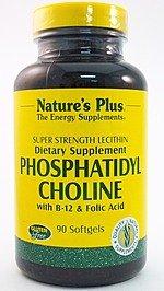 Phosphatidyl Choline Complex Nature's Plus 90 Softgel