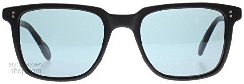 Oliver Peoples Eyewear Men's NDG Sunglasses, Noir/Indigo Photochromic, One - Peoples Oliver Sunglasses