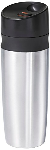 OXO Good Grips Large Stainless Steel Double Wall Travel Mug by OXO
