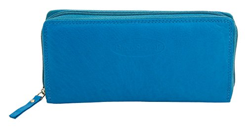 Bond Street Coin Purse, TURQUOISE (Turquoise) - ()