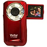 Vivitar DVR426HD Video Recording Flip Digital Camera, Colors May Vary (Discontinued by Manufacturer)