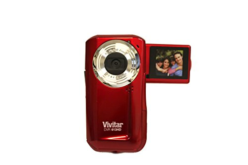 Vivitar Digital Video Camera 1.8 Screen, Colors May Vary