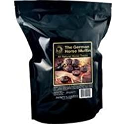 Equus Magnificus, Inc.-German Horse Muffin All Natural Horse Treats 6 Pound