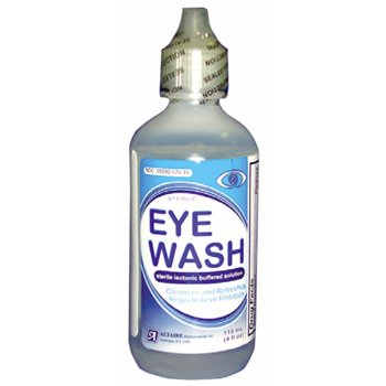 Sterile Isotonic Buffered Solution Eye Wash