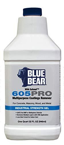 Blue Bear 605 Pro Coating Removal -Quart (32oz)