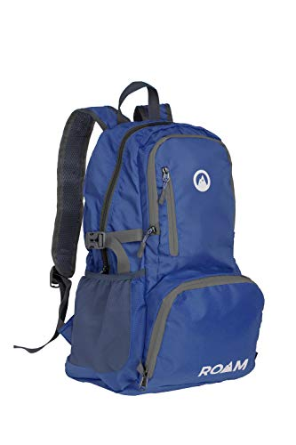 89b26a248d2 Roam Packable Backpack – Lightweight Foldable Daypack Water-Resistant, 25L,  – Durable Tear