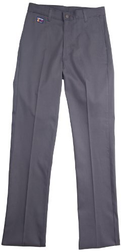 LAPCO P-GRY7 48X38 Lightweight 100-Percent Cotton Flame R...
