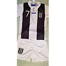 4F sport performance Ronaldo Ensemble Foot Enfant Juventus Neuf 10ANS