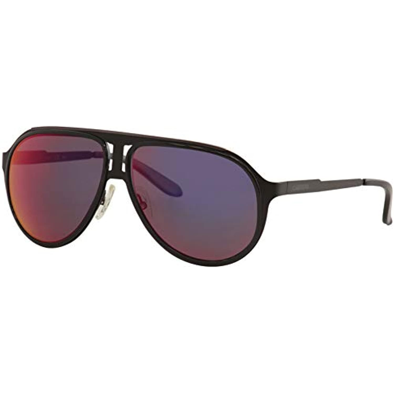 Carrera 100/S Sunglasses CA100S-0HKQ-MI-5912 - Black Ruthenium Frame, Gray Infrared Lenses, Lens