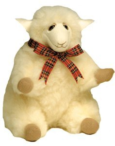 Pure Wool Cuddle Me Sheep 8in. ()