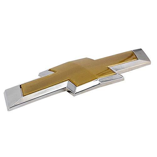 gfjfghfjfh 3D Plaque signal/étique Auto-adh/ésive de Badge dembl/ème de Coffre arri/ère de Voiture Automatique pour des Accessoires de Voiture de Chevrolet Cruze