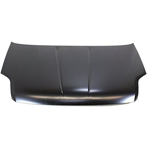 - Evan-Fischer EVA17072030389 Hood for Nissan Sentra 07-12 Steel CAPA Certified